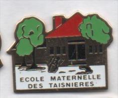 Ecole Maternelle Des Taisniéres , Taisniéres Sur Hon , Nord - Villes