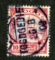 (1401)  Togo 1900  Mi.9  Used Catalogue  € 2.00 - Colony: Togo