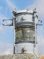BEL ANCIEN  FANAL LAMPE  DE MATURE  MARINE NATIONALE - Technique Nautique & Instruments