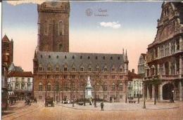 4590A - GENT (BELGIO) - LAKENHALLE - Belgique