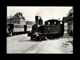 22 - SAINT-BRIEUC - Retournement De La Corpet Louvet - Locomotive - Train - 1952 - Saint-Brieuc