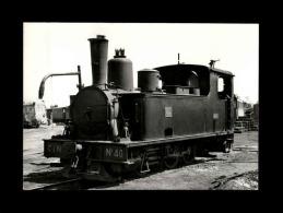 22 - SAINT-BRIEUC - Gare - Locomotive - Train - Corpet-Louvet - 1955 - Saint-Brieuc