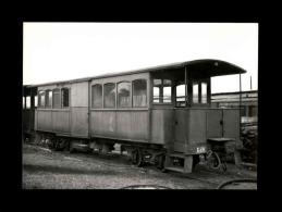 22 - SAINT-BRIEUC - Gare - Locomotive - Train - Autorail - 1953 - Saint-Brieuc