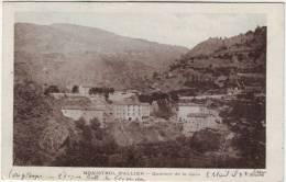 43 Monistrol C'Allier Quartier De La Gare - Andere Gemeenten