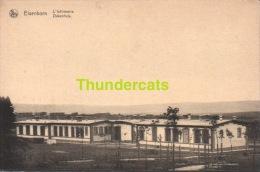 CPA  ELSENBORN L'INFIRMERIE ZIEKENHUIS - Elsenborn (camp)