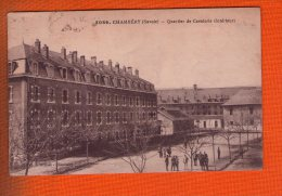 1 Cpa 73) Chambéry.- Quartier De Cavalerie -   Intérieure - Chambery