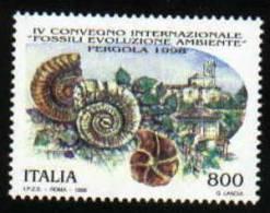1998 - 2386 Convegno Fossili - 1991-00: Ungebraucht