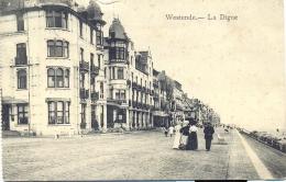 KNOCKE  -La Digue.. (Feldpost) - Westende