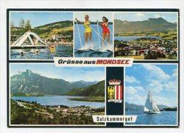 AUSTRIA - AK 167713 Grüsse Aus Mondsee - Salzkammergut - Mondsee