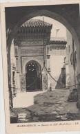 MARRAKECH...ZAOUIA DE SIDI AB EL AZIZ - Marrakech