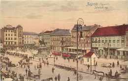 Pays Divers -croatie - Ref 665  -  Zagreb -  Carte Bon état - - Croatie