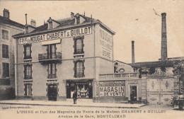 26 MONTELIMAR L´USINE ET L´UN DES MAGASINS DE VENTE DE LA MAISON CHABERT ET GUILLOT - Montelimar