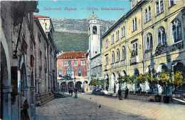Pays Divers -croatie - Ref 655 -dubrovnik  Ragusa -  Une Rue - Carte Bon état - - Croatie
