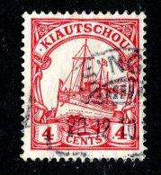 (1425)  Kiautschou 1905  Mi.30  (o)  Catalogue  € 2.00 - Colony: Kiauchau