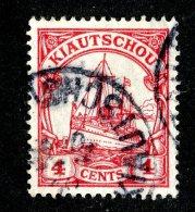 (1426)  Kiautschou 1905  Mi.30  (o)  Catalogue  € 2.00 - Colony: Kiauchau