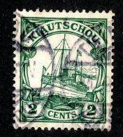 (1444)  Kiautschou 1905  Mi.29b (o)  Catalogue  € 2.50 - Colony: Kiauchau