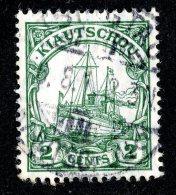 (1453)  Kiautschou 1905  Mi.29a (o)  Catalogue  € 1.50 - Colony: Kiauchau