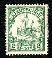 (1455)  Kiautschou 1905  Mi.19 (o)  Catalogue  € 2.00 - Colony: Kiauchau