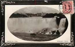 Pays Divers - Canada -ref 637 - Niagara Falls  - Chutes Du Niagara - Carte Bon état _- - Canada