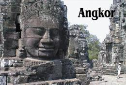 POSTAL DE AGNKOR 1 - Camboya