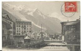 Haute  Savoie :  CHAMONIX  Et Le  Mont  Blanc - Chamonix-Mont-Blanc