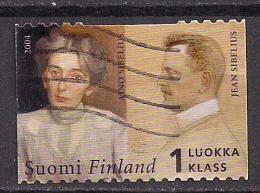 Finnland  (2004)  Mi.Nr.  1685  Gest. / Used  (cb108) - Finland