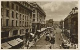 LANCS - LIVERPOOL - PARKER STREET - ANIMATED RP 1932 Me292 - Liverpool