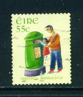 IRELAND - 2009 Greetings 55c Used As Scan - 1949-... Repubblica D'Irlanda
