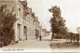 REPRO - Giverny (27) - La Rue Vers 1900-1910 - Francia
