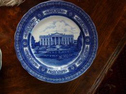 Belle Assiette Royal Doulton US The White House Washington - Royal Doulton