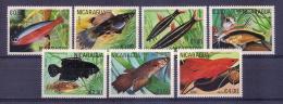 Nicaragua1981 - Fish - Nicaragua