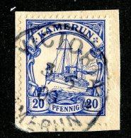(1493)  Cameroun 1897  Mi.10  (o)  Catalogue  € 2.80 - Colonie: Cameroun