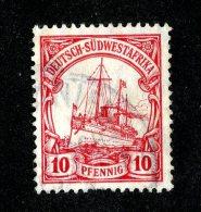 (1503)  S.W.A. 1906  Mi.26  (o)  Catalogue  € 1.80 - Colony: German South West Africa