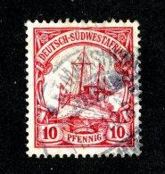 (1506)  S.W.A. 1906  Mi.26  (o)  Catalogue  € 1.80 - Colony: German South West Africa