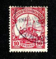 (1509)  S.W.A. 1906  Mi.26  (o)  Catalogue  € 1.80 - Colony: German South West Africa