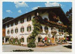 AUSTRIA - AK 167753 Walchsee - Postgasthof-Pension Fischerwirt - Österreich