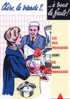 - Buvard - Super-cocotte SEB - 984 - Produits Ménagers