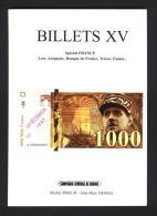 BILLETS XV (1997) - Livres & Logiciels