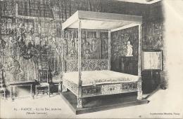 NANCY  - 54 -  Le Lit Du Duc Antoine - Musée Lorrain - 300813 - Nancy