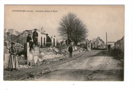 CPA De AMIFONTAINE 02 - Ancienne Mairie Et école - Other Municipalities