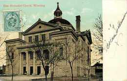 Pays Divers - Canada -ref 605  -winnipeg - Zion Methodist Church - -carte Bon état - - Canada