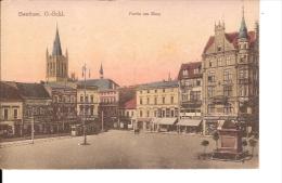BEUTHEN O.S. PARTIE AM RING ECRIS - Polen
