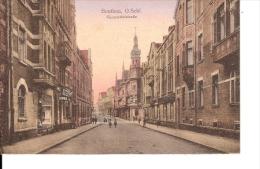 BEUTHEN O.S. GYMNASIALSTRASSE ECRIS - Polen
