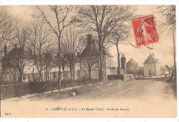 CPA Lardy Le Mesnil Voisin  Chateau De Route De Bouray Janville Sur Juine  91 Essonne - Lardy