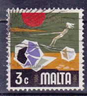 MALTA - Michel - 1973 - Nr 464 - Gest/Obl/Us - Malta