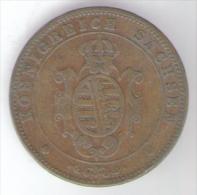 DEUTSCHLAND KOENIGREICH SACHSEN 5 PFENNIGE 1862 ( SCHEIDE MUNZE) - [ 1] …-1871 : Stati Tedeschi