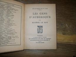 Les Gens D'auberoque    Eugene  Le Roy - Livres, BD, Revues