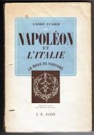 C1 NAPOLEON Fugier NAPOLEON ET L ITALIE 1796 1815 - Francese