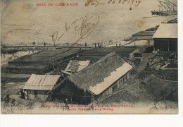 Cam Ranh Depot Des Rails Chemin De Fer Du Binh Thuan Kanh Hoa Et Lang Biang - Viêt-Nam