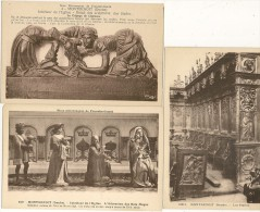 13 / 8 / 388_  5  CPA  DE  MONTBENOIT ( 25 ) Toutes Scannées - Postcards